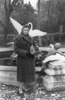 Одесса. Дом отдыха № 6 ВЦСПС. 1958 г.