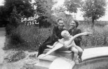 Одесса. Дом отдыха № 6 ВЦСПС. 1952 г.
