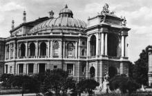 Театр опери та балету. Фото А. Підберьозького