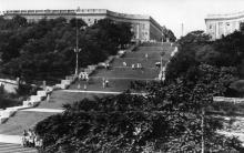 Потьомкінскі сходи. Фото А. Підберьозького