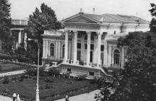 Археологічний музей. Фото А. Підберьозького