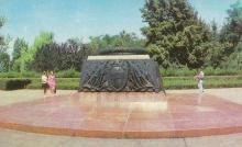 Одеса. Пам'ятник борцям за Радянську владу. Фото Р. Якименка