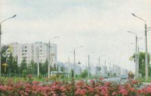Одеса. Проспект Добровольського. Фото Б. Мінделя