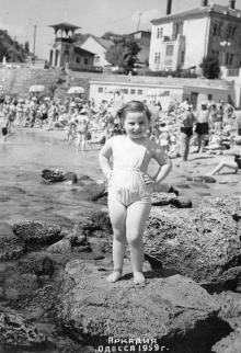 Одесса. Аркадия. 1959 г.