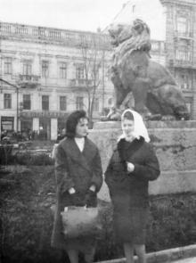 Дерибасовская, 1960-е годы