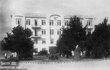 Одесса, Лермонтовский курорт