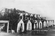 Туристический лагерь «Рассвет», 26 мая 1965 г.