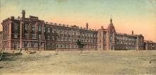 Одесский кадетский корпус. Почтовая карточка. 1904 г.