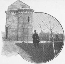 Обсерватория Одесского Кадетского корпуса