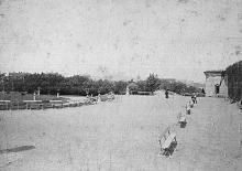 Александровский парк, фотография начала XX века