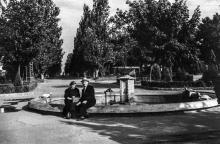 Одесса, Лермонтовский курорт. Вторая половина 1930-х годов