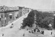 Одесса. Бульвар