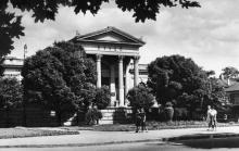 Одеса. Археологічний музей. Фото М. Рижака та О. Малаховського. Поштова картка. 1957 р.