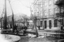Одесса, ул. Льва Толстого, 32, Фото Ларисы Михайловны Коленко. 1954 г.