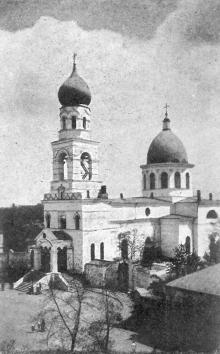Одесса. Архангело-Михайловская церковь