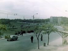 Одесса, ул. Орджоникидзе, автовокзал справа