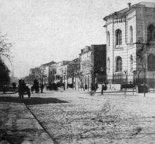 Одесса. Екатерининская угол Еврейской