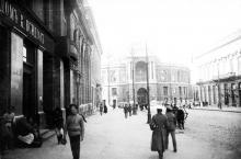 Одесса. Ришельевская улица. 1919 г.
