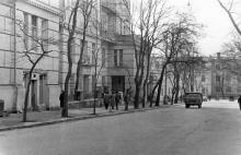 Переулок Суворова, № 1. Одесса, 1970-е гг.