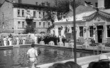 Бассейн СКА. Одесса. 1954 г.