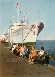 В Одеському порту