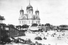 Одесса. Сретенская церковь на Новом рынке