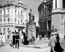 Кадр из фильма «Роман и Франческа», 1960 г.