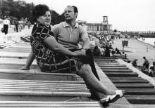 Одесса. Ланжерон. 1970-е гг.