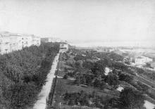 Одесса. Приморский бульвар. 1880-е гг.