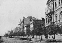 Одесса. Новая улица