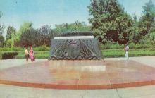 Пам,ятник-надгробок борцям за встановлення радянської влади в Одесі