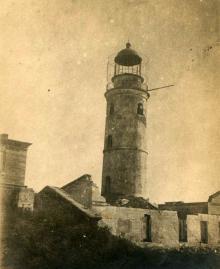 Старый маяк, 1924 г.