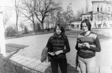 Санаторий «Дружба». Одесса. 1980-е годы