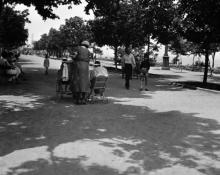 Фотограф Ж. Сименон, 1933 г.