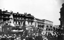 Первомай, 1919 г.
