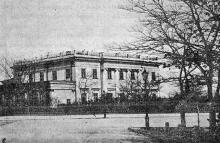 Дворец графа Воронцова