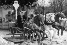 Одесса, в парке Ильича. 1957 г.