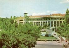 Одеса. Санаторій «Молдова». Фото А. Підберезького