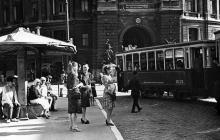 Одесса, ул. Ленина. 1944 г.