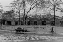 Одесса. Руины Круглого дома. Фото О. Владимирского. Конец 1990-х гг.