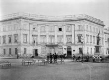Николаевский бульвар, 1886 г.