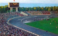 Стадион в парке Шевченко (1944 — 1991)
