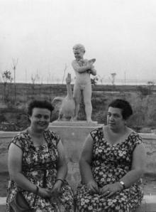 Одесса. Куяльник. 1957 г.