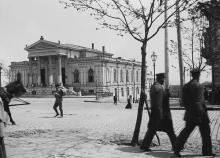Одесса. Фото из музея Гётеборга, с сайта yangur.livejournal.com, 1897 г.