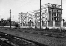 Одесса. Дом № 41 по Французскому бульвару. 1941 г.