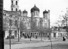 Одесса. Свято-Успенский кафедральный собор. Ноябрь, 1941 г.