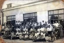 Дом отдыха моряков. Одесса. 1939 г.