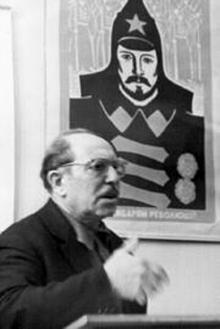М.И. Рыжак. Фото Михаила Рыбака