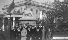 Дворец пионеров. Одесса. 1952 г.
