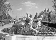 Одесса. Куяльник. Летний театр. 1961 г.